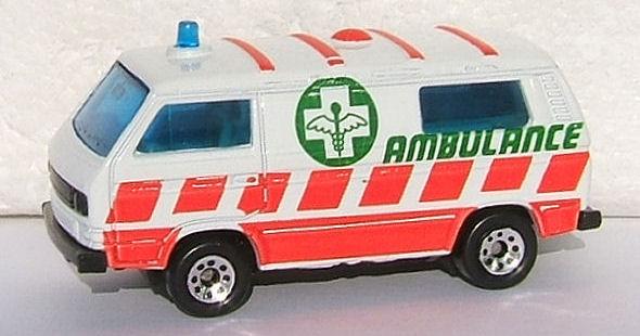 matchbox volkswagen transporter